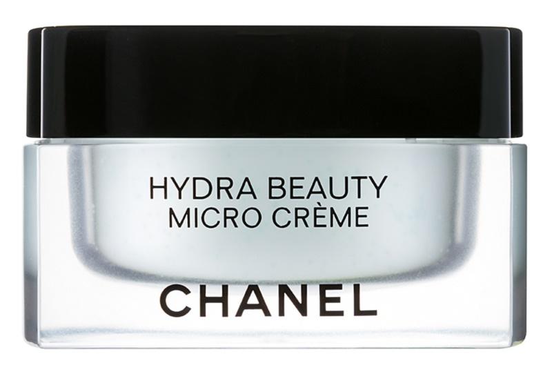 Chanel Hydra Beauty hydratačný krém s mikroperličkami