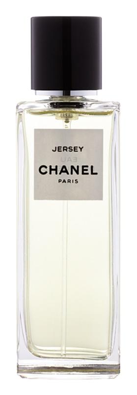 Chanel Les Exclusifs De : Jersey eau de toilette pour femme 75 ml