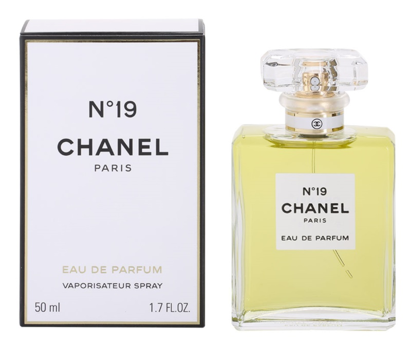 Chanel N°19 Eau de Parfum for Women 50 ml With atomizer
