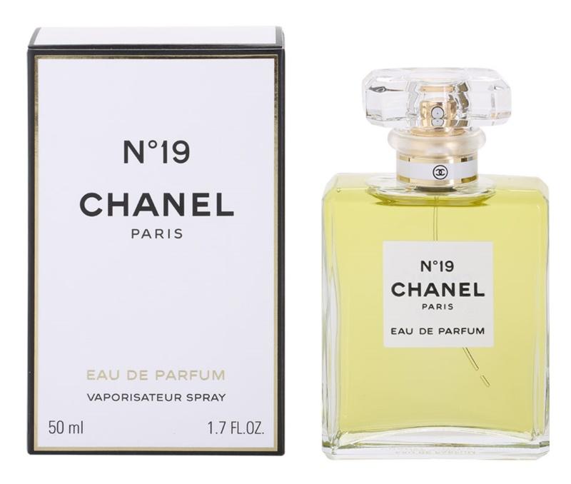 Chanel No.19 eau de parfum pentru femei 50 ml vapo