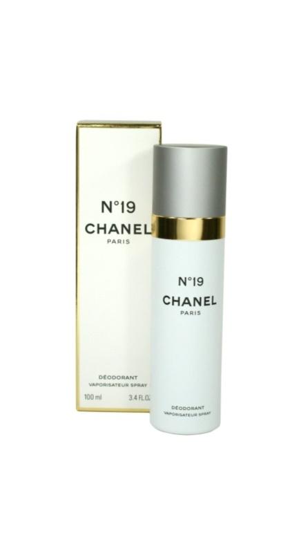 Chanel N°19 deospray pre ženy 100 ml