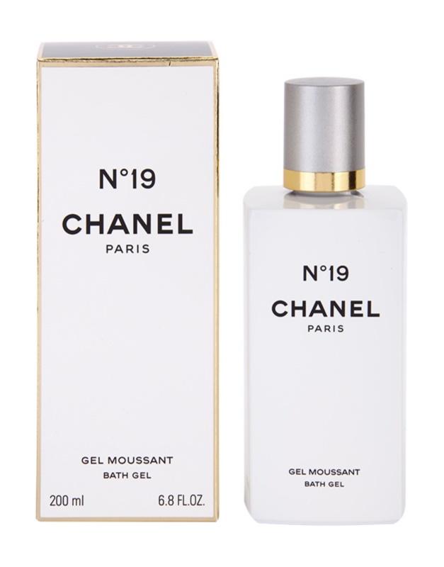 Chanel N°19 sprchový gel pro ženy 200 ml