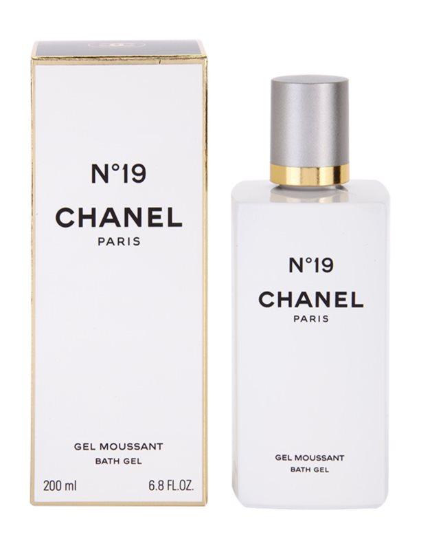 Chanel N°19 żel pod prysznic dla kobiet 200 ml