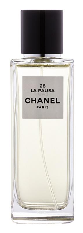 Chanel Les Exclusifs De Chanel: 28 La Pausa toaletní voda pro ženy 75 ml