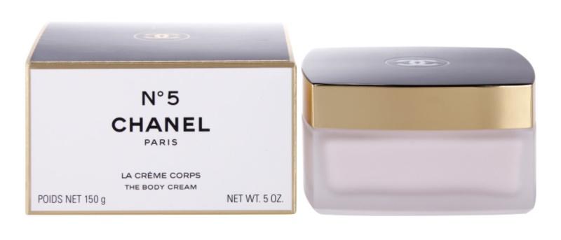 Chanel N°5 telový krém pre ženy 150 ml