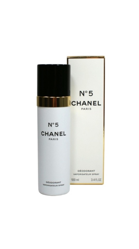 Chanel N°5 Deo mit Zerstäuber Damen 100 ml