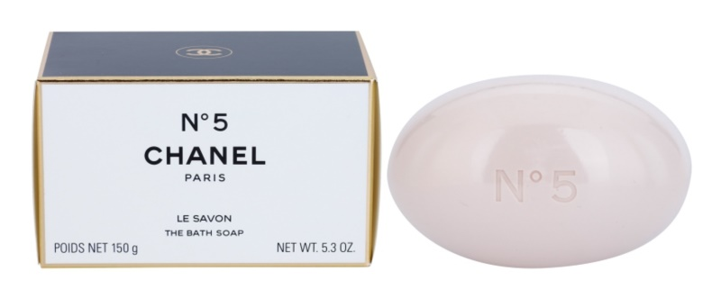 Chanel N°5 Geparfumeerde zeep  voor Vrouwen  150 gr