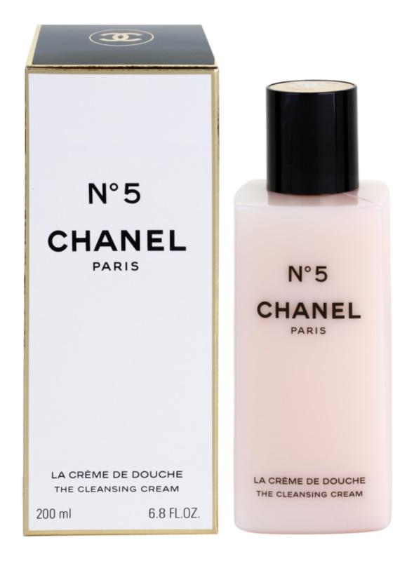 Chanel N°5 Shower Cream for Women 200 ml