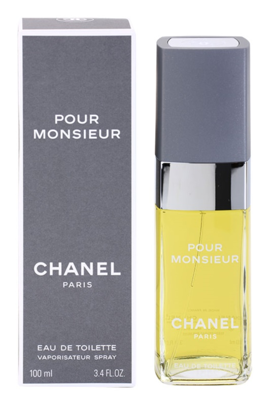Chanel Pour Monsieur toaletná voda pre mužov 100 ml