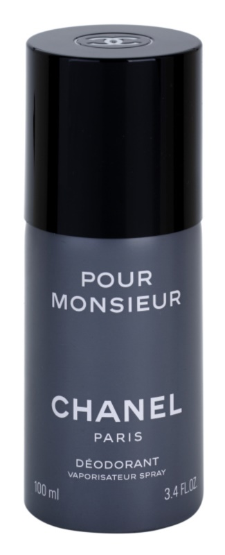Chanel Pour Monsieur Deo Spray for Men 100 ml