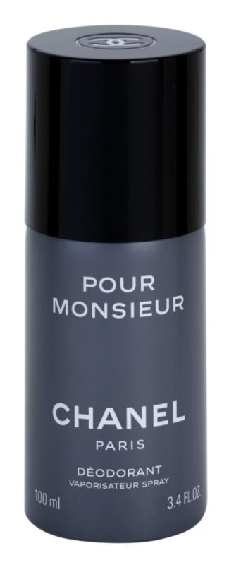 Chanel Pour Monsieur deospray pro muže 100 ml