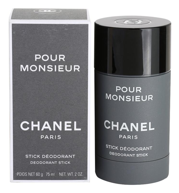Chanel Pour Monsieur Deo-Stick für Herren 75 ml