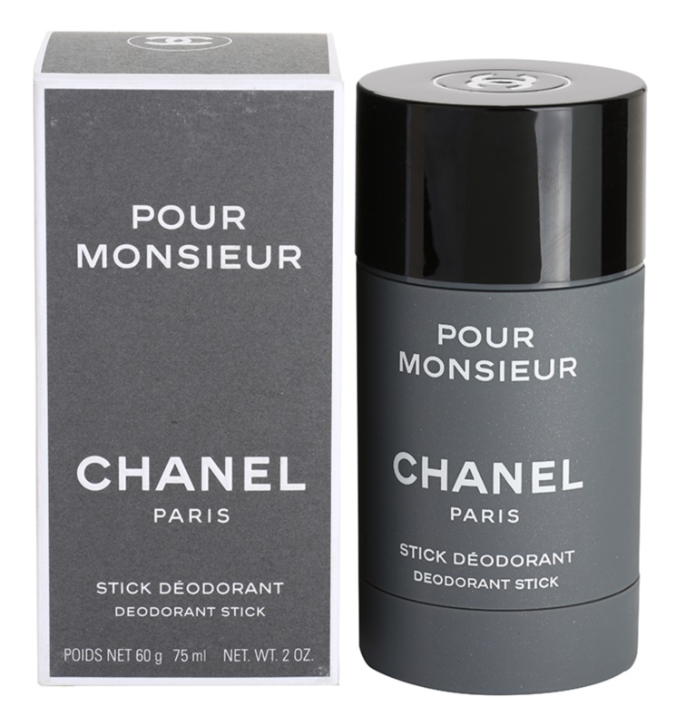 Chanel Pour Monsieur deostick pro muže 75 ml