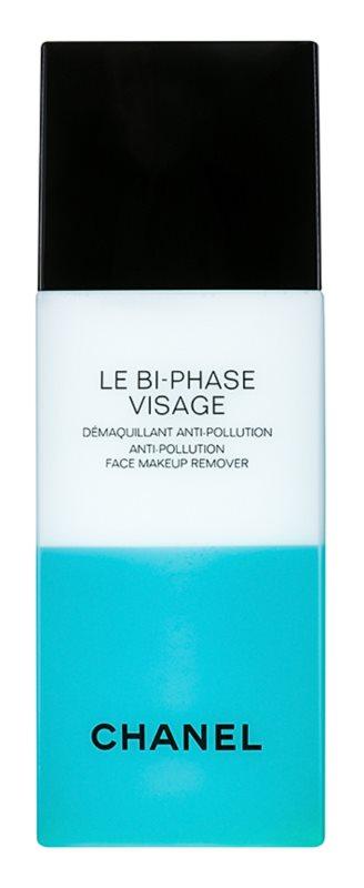 Chanel Cleansers and Toners wufazowy płyn o demakijażu do wszystkich rodzajów skóry