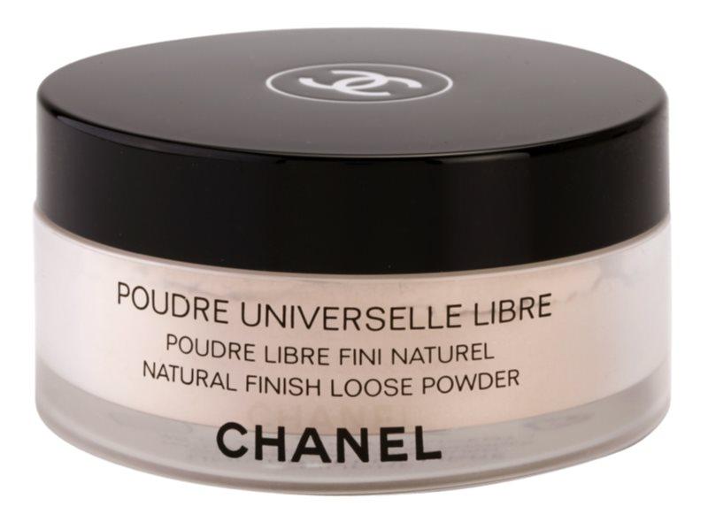 Chanel Poudre Universelle Libre sypký púder pre prirodzený vzhľad