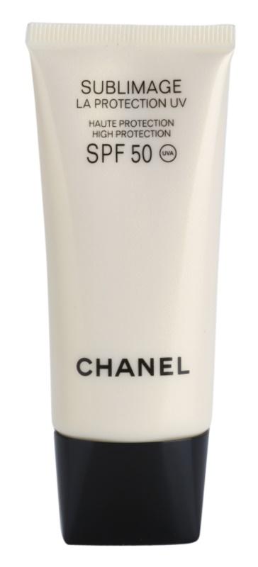 Chanel Sublimage regenerační a ochranný krém SPF50