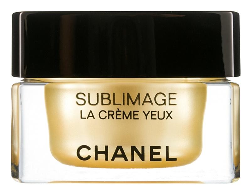 Chanel Sublimage creme regenerador para os olhos