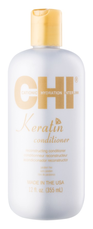 CHI Keratin Conditioner mit Keratin für trockenes und ungeschmeidiges Haar