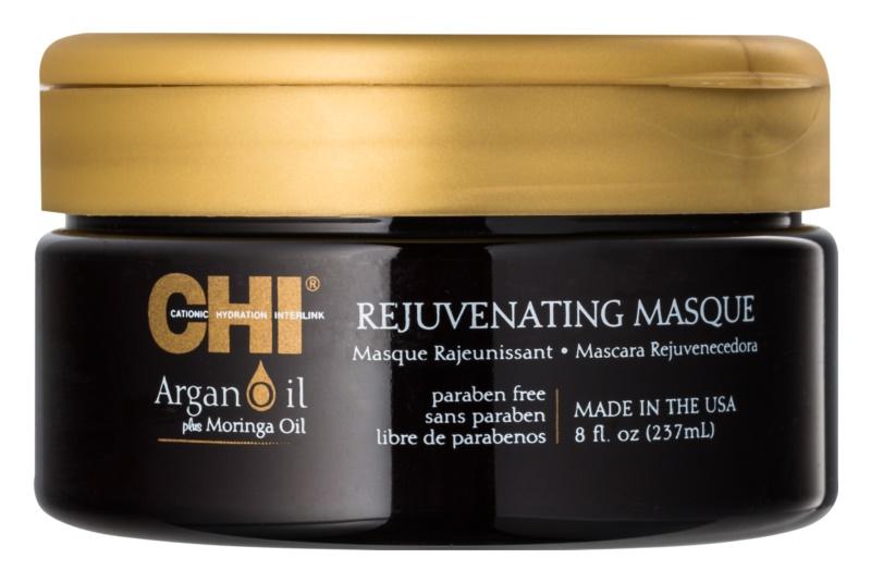 CHI Argan Oil hranilna maska za suhe in poškodovane lase