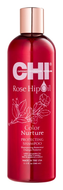 CHI Rose Hip Oil balzam za barvane lase
