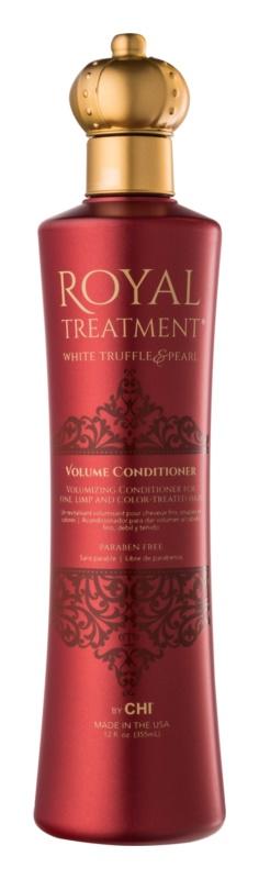 CHI Royal Treatment Cleanse dúsító kondicionáló finom és lesimuló hajra