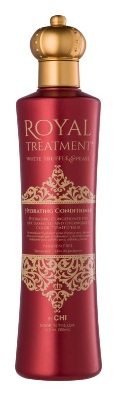 CHI Royal Treatment Hydrating kondicionér pro suché a poškozené vlasy bez parabenů