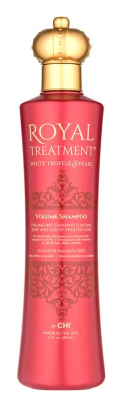 CHI Royal Treatment Cleanse champú para dar volumen para cabello fino y lacio