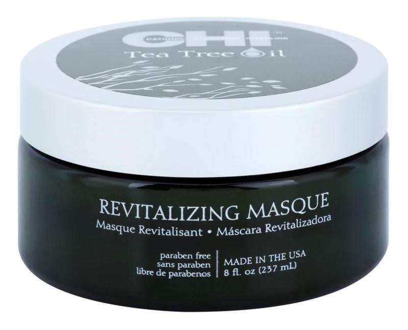 CHI Tea Tree Oil maschera rivitalizzante effetto idratante