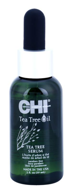 CHI Tea Tree Oil hydratační sérum s regeneračním účinkem