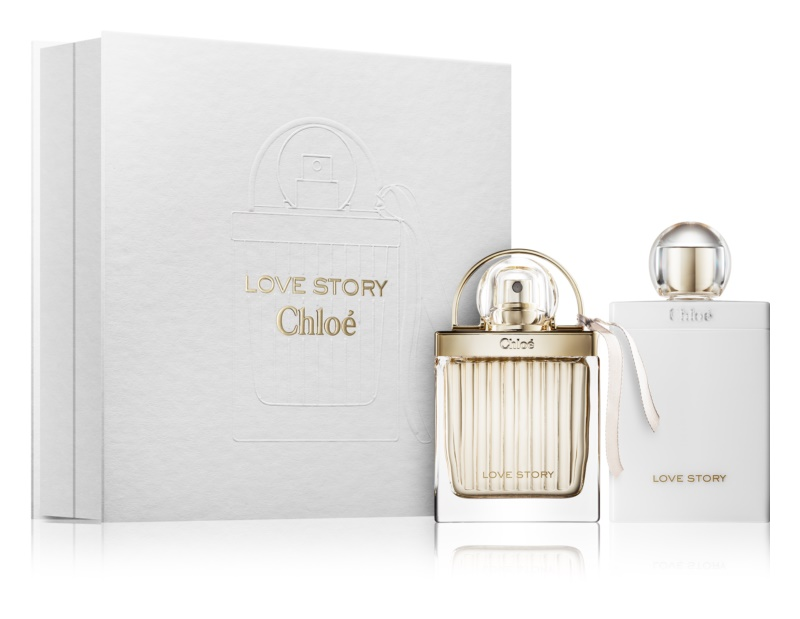 Chloé Love Story ajándékszett I.