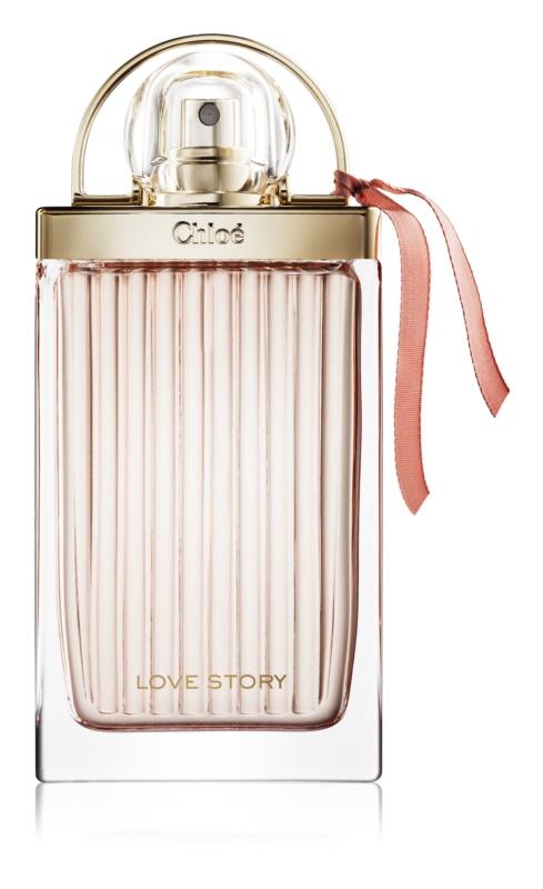 Chloé Love Story Eau Sensuelle Parfumovaná voda pre ženy 75 ml