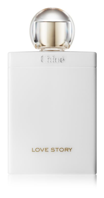 Chloé Love Story Body Lotion for Women 200 ml