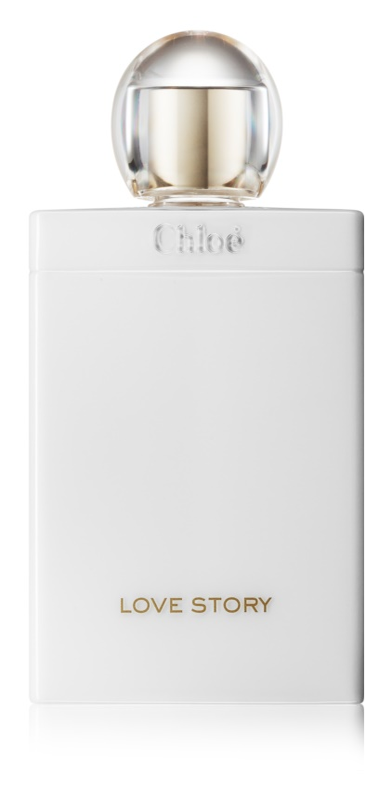 Chloé Love Story Bodylotion  voor Vrouwen  200 ml