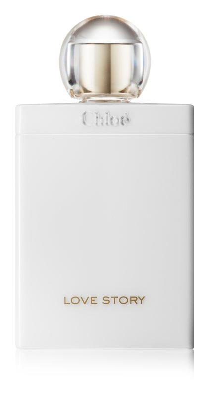 Chloé Love Story Körperlotion für Damen 200 ml
