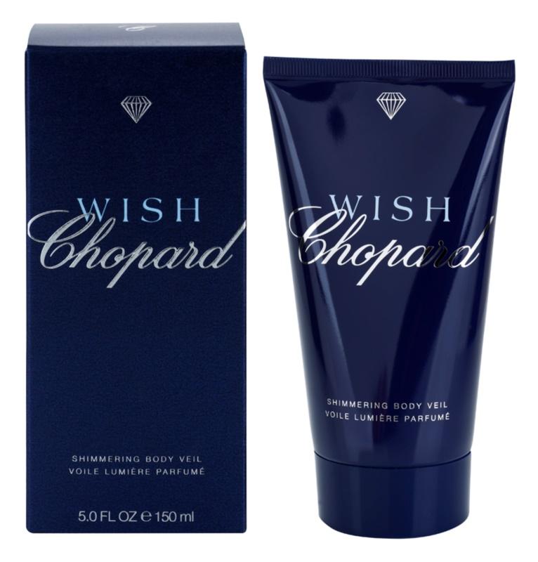 Chopard Wish lapte de corp pentru femei 150 ml