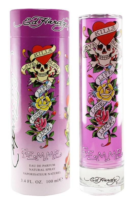 Christian Audigier Femme Parfumovaná voda pre ženy 100 ml