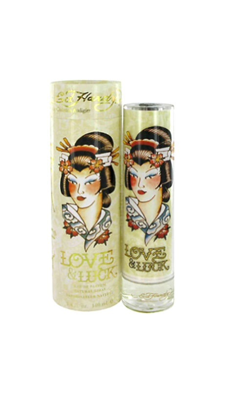 Christian Audigier Ed Hardy Love & Luck Woman eau de parfum per donna 100 ml