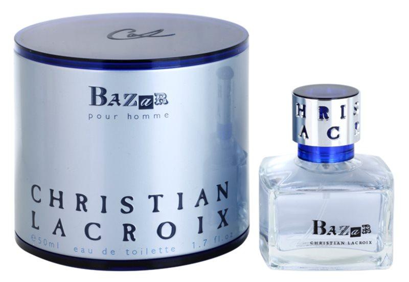 Christian Lacroix Bazar for Men woda toaletowa dla mężczyzn 50 ml