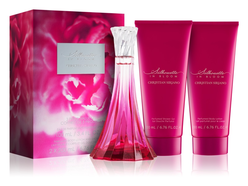 Christian Siriano Silhouette In Bloom Gift Set I.
