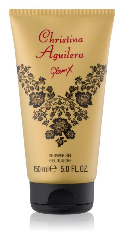 Christina Aguilera Glam X sprchový gél pre ženy 150 ml
