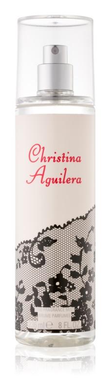 Christina Aguilera Christina Aguilera testápoló spray nőknek 236 ml