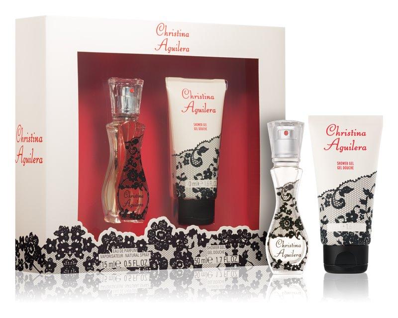 Christina Aguilera Christina Aguilera Gift Set I.