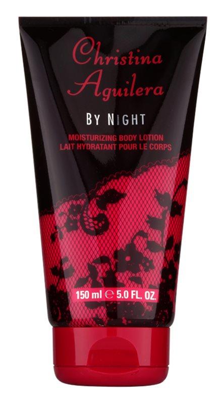 Christina Aguilera By Night молочко для тіла для жінок 150 мл