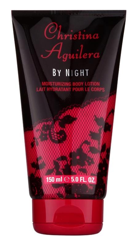 Christina Aguilera By Night telové mlieko pre ženy 150 ml