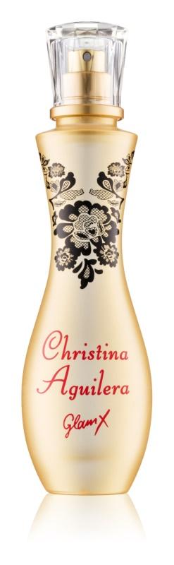 Christina Aguilera Glam X eau de parfum per donna 60 ml
