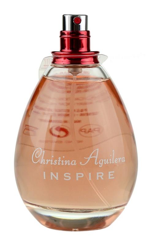 Christina Aguilera Inspire Parfumovaná voda tester pre ženy 100 ml