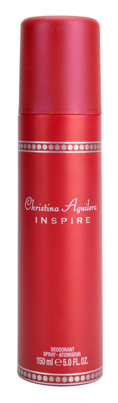 Christina Aguilera Inspire Deo Spray for Women 150 ml