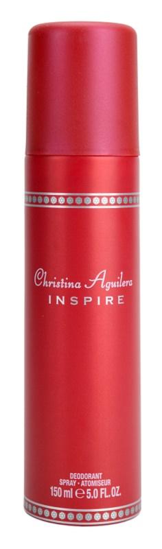 Christina Aguilera Inspire Deo-Spray für Damen 150 ml