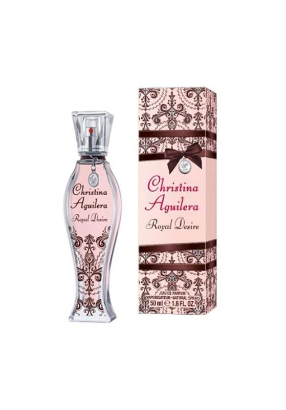 Christina Aguilera Royal Desire eau de parfum pentru femei 50 ml
