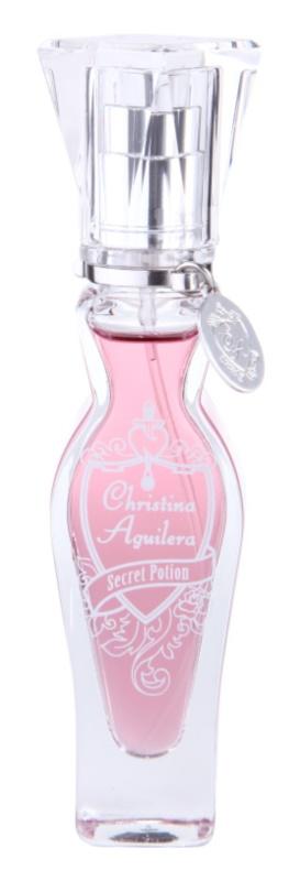 Christina Aguilera Secret Potion eau de parfum pour femme 15 ml